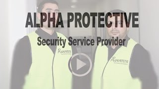 Alpha Protective - Security Services Sydney