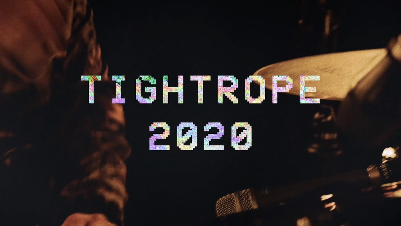 Papa Roach - Tightrope 2020 (Official Lyric Video)