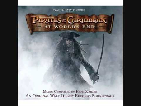1- Hoist the Colours (Pirates of the Caribbean At World's End)