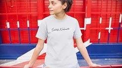 Bitcoin Satoshi Nakamoto - Women's Crypto T-Shirt   CryptoStore.com