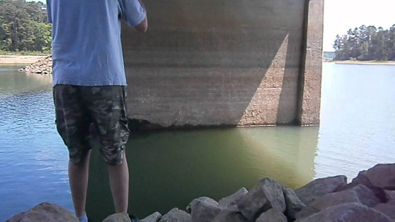 Bass fishing clarks hill lake georgia strom thurmond for Clarks hill lake fishing report