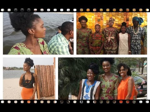GHANA HOLIDAY VLOGS [ BOJO BEACH - HAIR EXPO - GALLERY 1957 ] Goldcoastdebuty