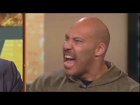 NBA EXCHANGING BLOWS Moments