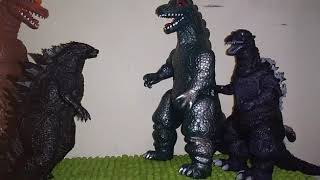 """The Angry Birds And Godzilla Show - Episode 218: """"How They Met"""""""