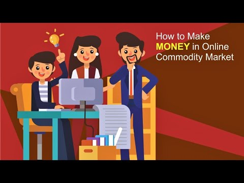How to make money from commodity market (MCX) Hindi