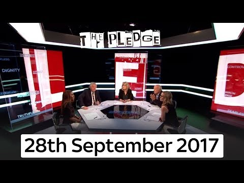 The Pledge | 28th September 2017