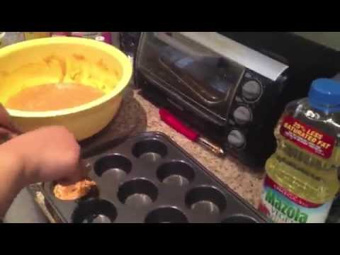 Carrot And Pineapple Muffin Recipe!