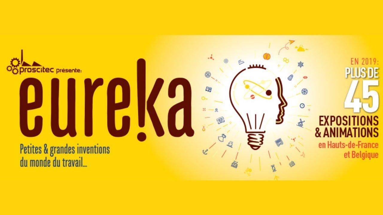 Youtube Video: EUREKA, petites et grandes inventions du monde du travail