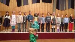 Klasse 2A Sortland barneskole - Vi tenner våre lykter