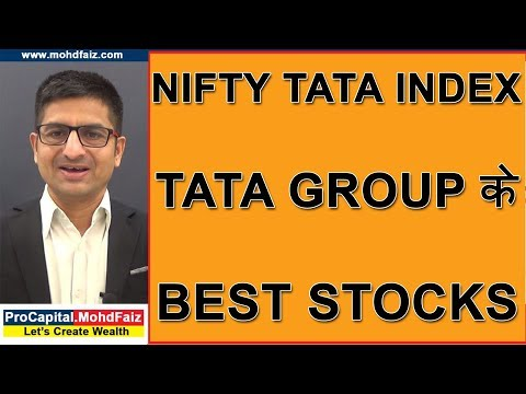 TATA INDEX - TATA GROUP के BEST STOCKS