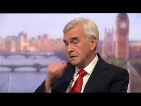 GE2017: Damian Green vs John McDonnell on costing the manifestos