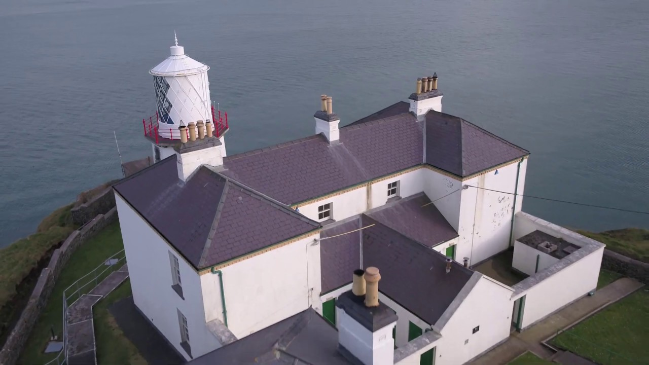 The View from Blackhead Lighthouse