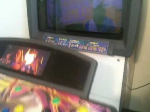 Gauntlet: Dark Legacy Custom Arcade Cabinet - YouTube