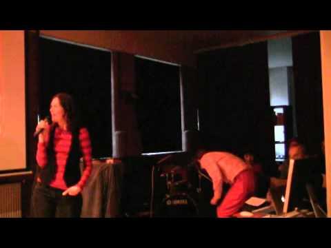 Kosmica April 2012 - Dr Lucie Green
