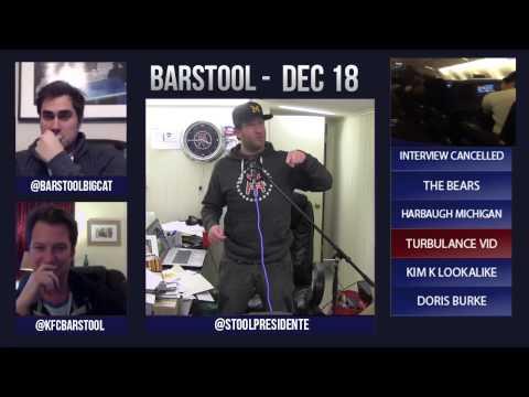 Barstool Rundown December 18