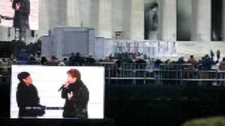 6/17 Bon Jovi & Bettye LaVette @ Barack Obama Inauguration Opening Concert 1/18/09