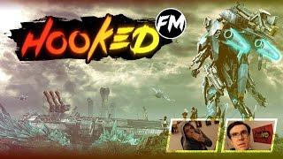 Hooked FM #08 - Von Öl-Plattformen, stürmischen Inseln & toten Königen