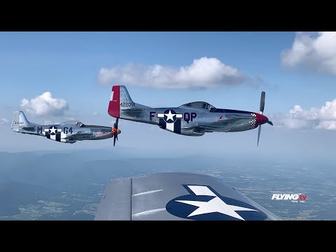 On Their Way To: Salute To America Flyover