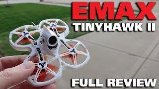 Emax Tinyhawk 2 Review & Flight Test