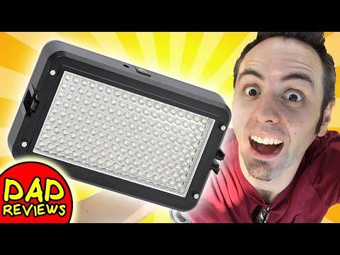 BEST LIGHTING FOR YOUTUBE VIDEOS | Xit Lighting Kit Review