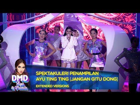 SPEKTAKULER! Penampilan Ayu Ting Ting [JANGAN GITU DONG] Part 1 - DMD Ayu & Friends (17/12)