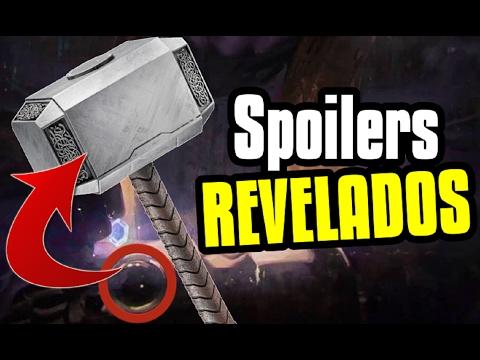 Marvel revela gran SECRETO de Thanos y Thor | Infinity War primer adelanto