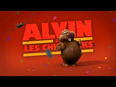 Clip Rock la vie - René la taupe et les Chipmunks