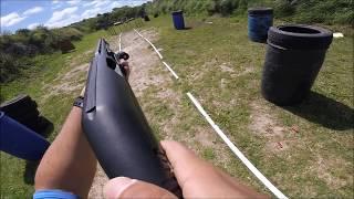 Nacional Escopeta 2017. IPSC Shotgun