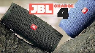 JBL Charge 4 vs Charge 3 - обзор колонки и сравнение с прошлым поколением