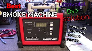 Snap-On Smart-Smoke Ultimate Smoke Machine