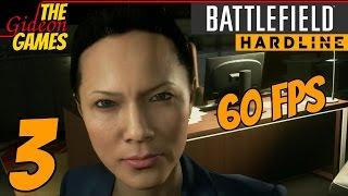 Прохождение Battlefield: Hardline на Русском [HD PC 60fps] - Часть 3 (Страх и ненависть в Майами)