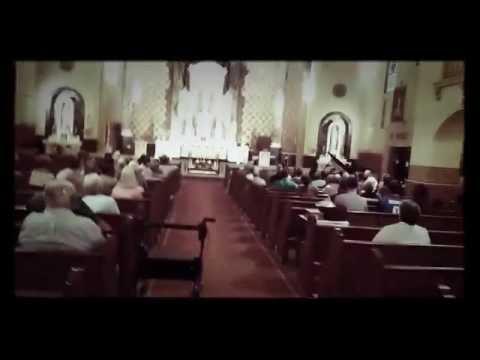 St. Mathew's, Flint, MI- Father James Art Hop September '16
