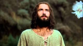 聖ルカによる福音書に基づくイエス・キリストの洗礼.