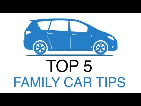 How to find the perfect family car - Auto Trader's top five tips