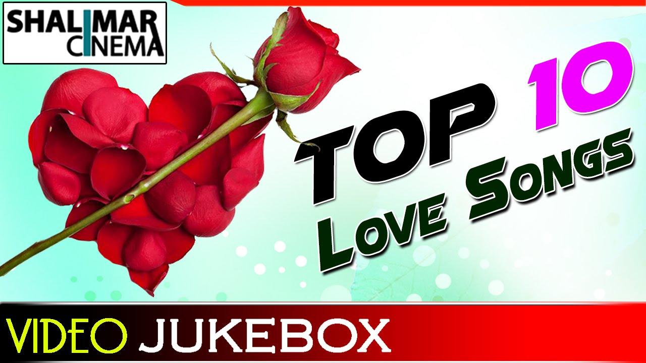 Top 10 love song
