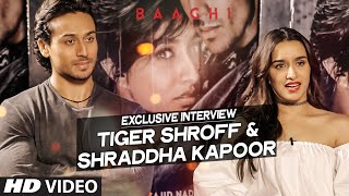 BAAGHI Exclusive Interview | Tiger Shroff, Shraddha Kapoor | T-Series