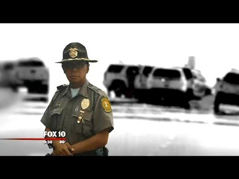 Navajo Nation officer recovering after being shot in the head