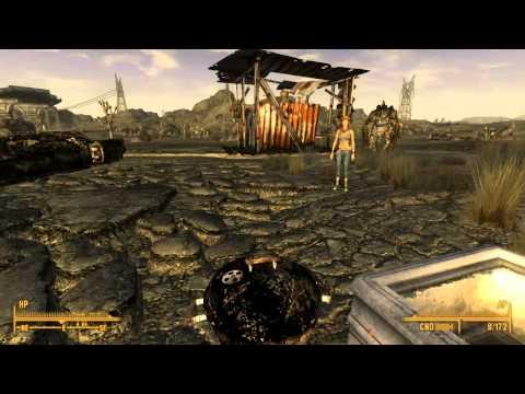 Fallout New Vegas Mods: KDS Portable Camp Stuff - Part 1