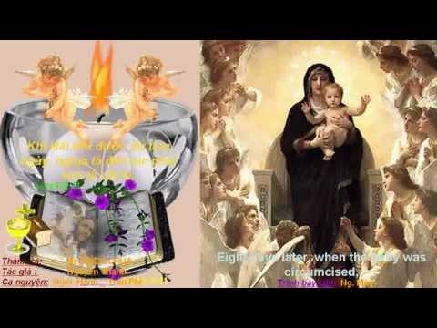 (CN-MGS) Mừng Kính Đức Maria Mẹ THIÊN CHÚA