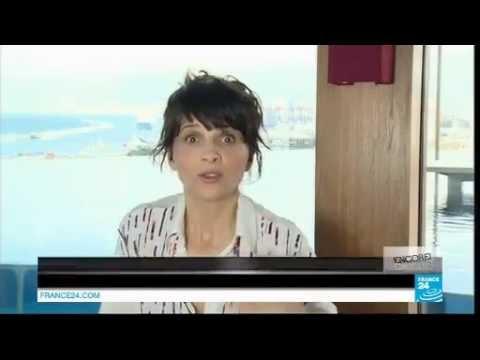 Juliette Binoche talks about Kristen