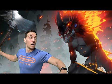 Fantastic Beasts & How To Kill Them - Dauntless Gameplay