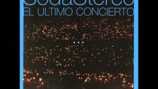 Soda Stereo - Disco Eterno [En Vivo][Album: El Último Concierto - Parte B - 1997] [HD]