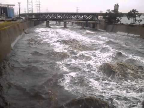 Image result for was the la river ever full images