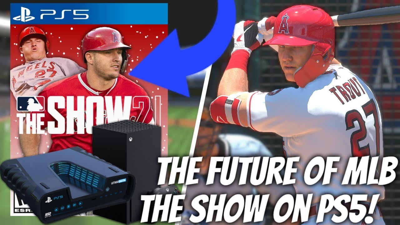 The AMAZING Future Of MLB The Show 21 On Playstation 5 Next Gen Consoles Looks Like This