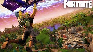 Fortnite Battle Royale 365 Days Ago... (Nostalgia Inbound)