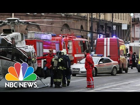 A Recent History Of Terrorism In Russia | NBC News