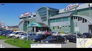 Магазин стройматериалов RemStroyShop (проезд от ТЦ