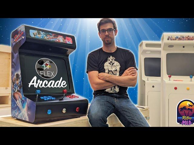 FLEX ARCADE : Interview d'Alexandre De Oliveira, fondateur