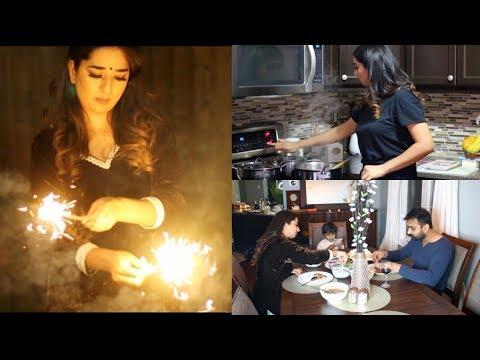 Punjabi Diwali In Canada  Vlog 2018 || Indian Mom Vlogger