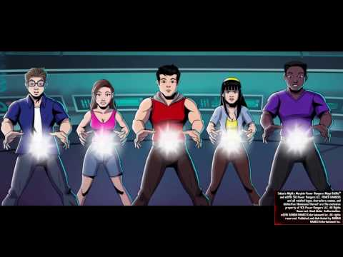 Saban's Mighty Morphin Power Rangers: Mega Battle - The Invasion Playthrough Part 1 of 2